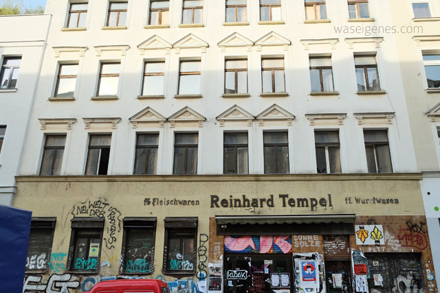 Ein Wochenende in Leipzig | waseigenes.com | Fleischwaren Tempel