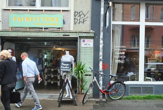 FairFitters Koeln | Ecco Fashion Store | Belgisches Viertel | waseigenes.com 11