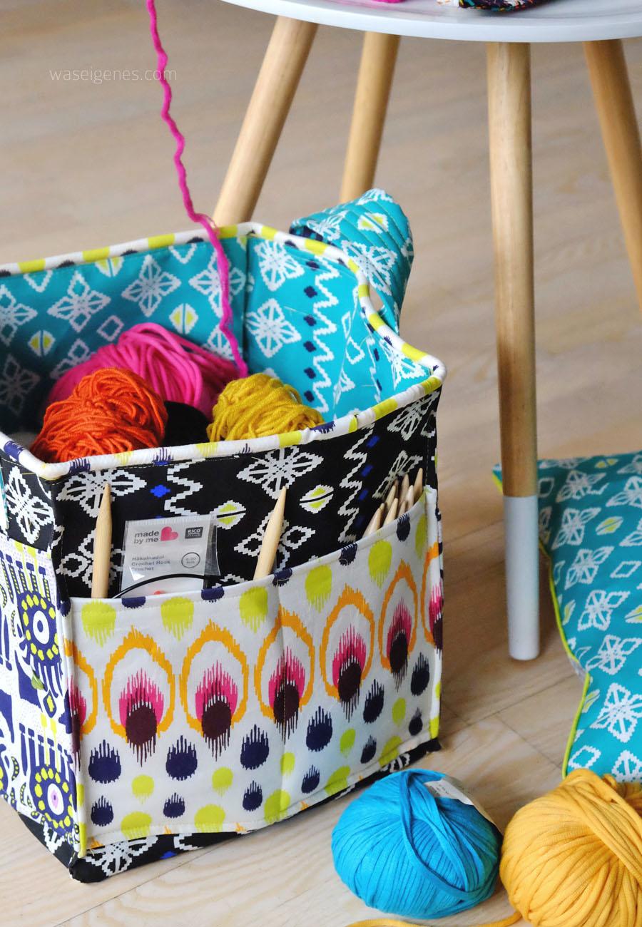 n hanleitung stoffkorb jassa stoffkollektion von ikea. Black Bedroom Furniture Sets. Home Design Ideas