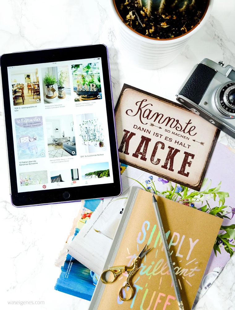Warum ich es wichtig finde, das Blog Bilder richtig benannt werden {damit sie auf Pinterest besser gefunden werden!}