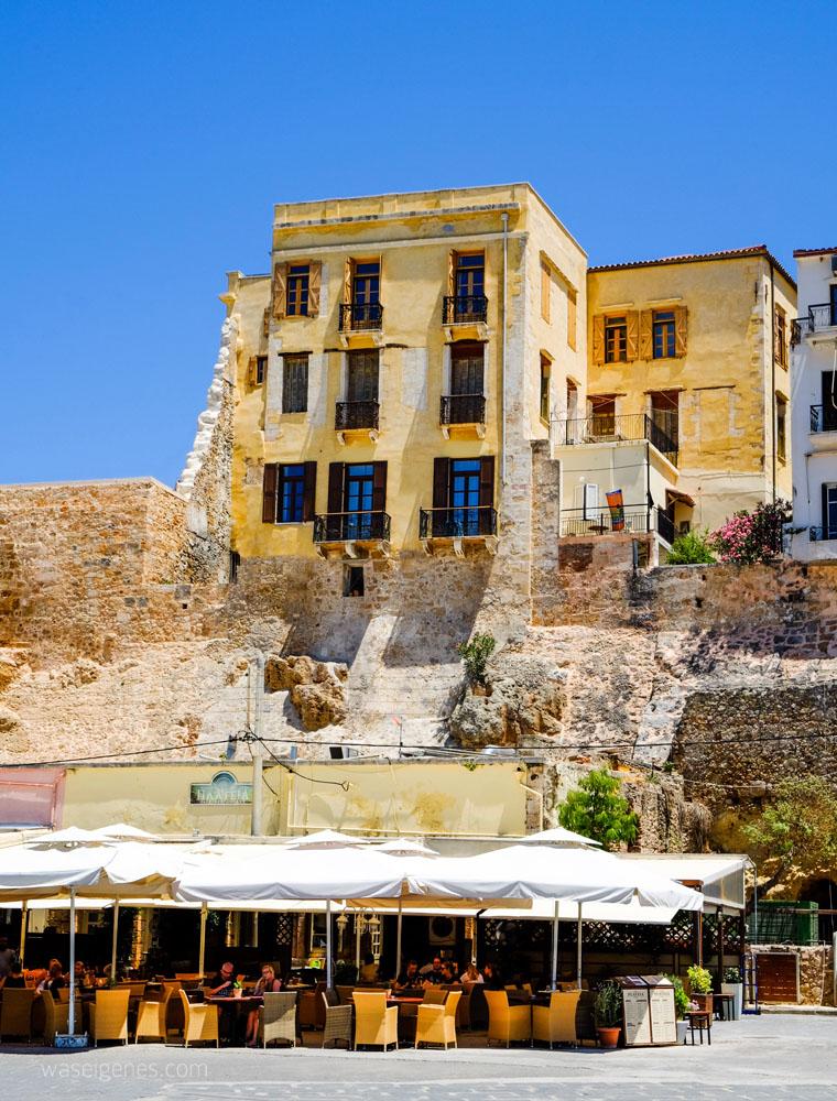 Chania | Hafenstadt im Norden Kretas | waseigenes.com