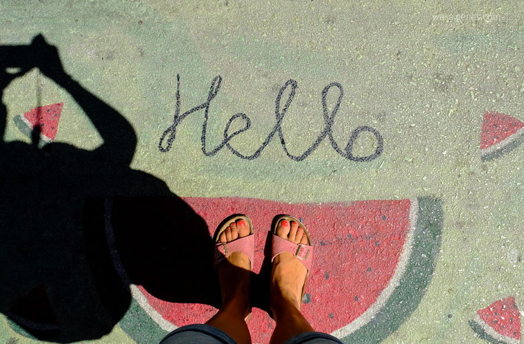 Kreta: Hippie Dorf Matala | hello | waseigenes.com