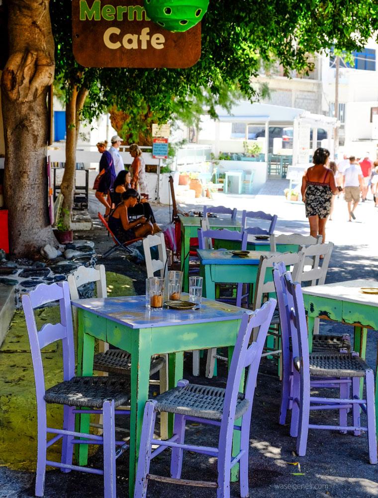Kreta: Hippie Dorf Matala | Mermaid Café | waseigenes.com