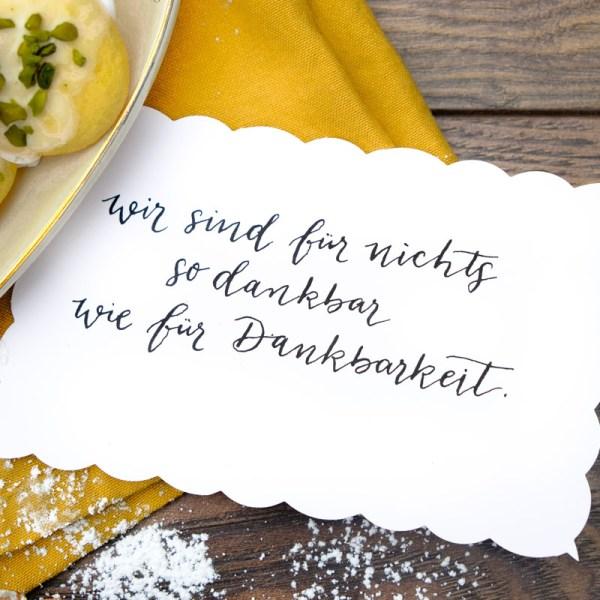 Wir sind für nichts so dankbar wie für Dankbarkeit   Adventskalender der guten Gedanken & Wünsche   waseigenes.com