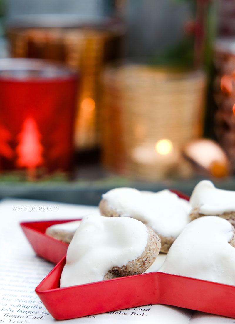 Rezept: Zimtherzen   Gemütlichkeit zelebrieren mit einem guten Buch, Zimtherzen und einer Tasse Tee   waseigenes.com