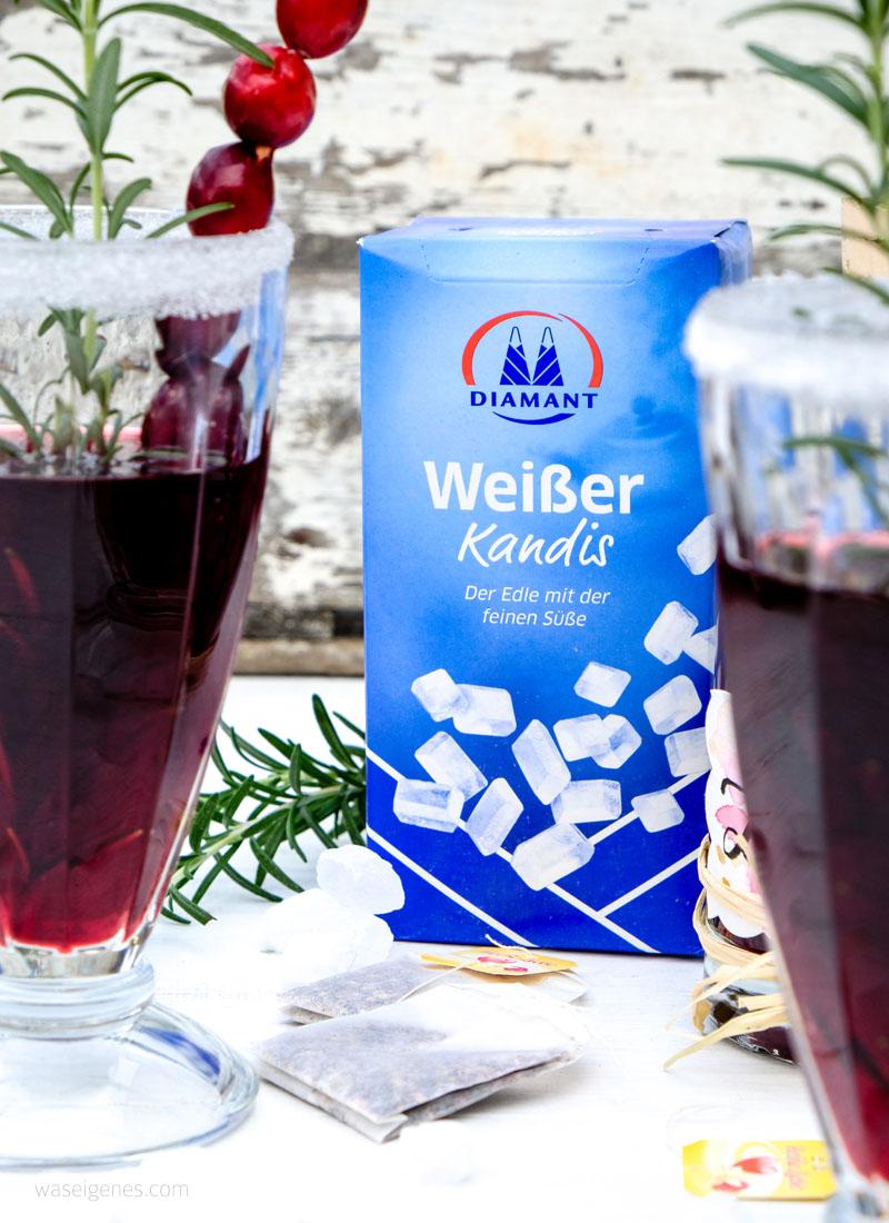 Geschenk aus der Küche | Rezept Heiße Liebe Likör mit weißem Kandis | waseigenes.com