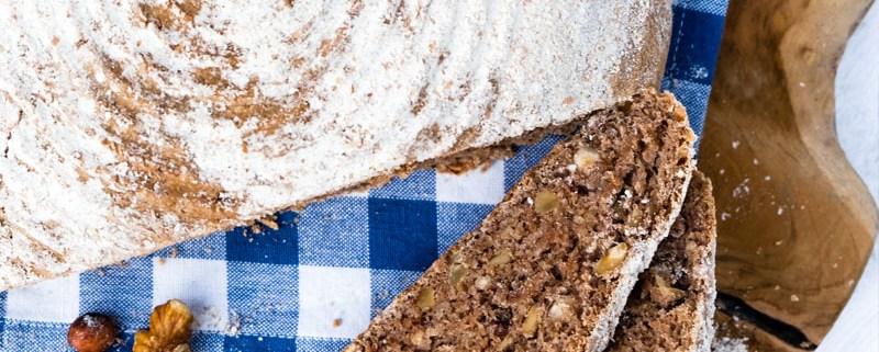 Rezept Nussbrot   Thermomix Rezept   Brot mit Walnuessen und Haselnuessen   Brot & Broetchen aus dem Thermomix   waseigenes.com