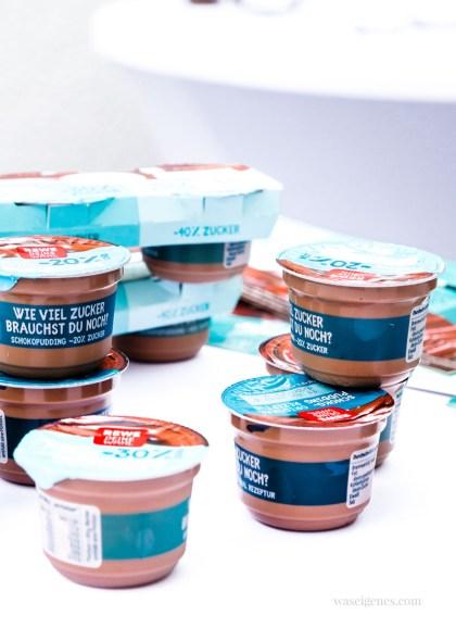 Wieviel Zucker brauchst du noch? #dubistzucker, REWE Deine Wahl, Schokoladenpudding Tasting   waseigenes.com