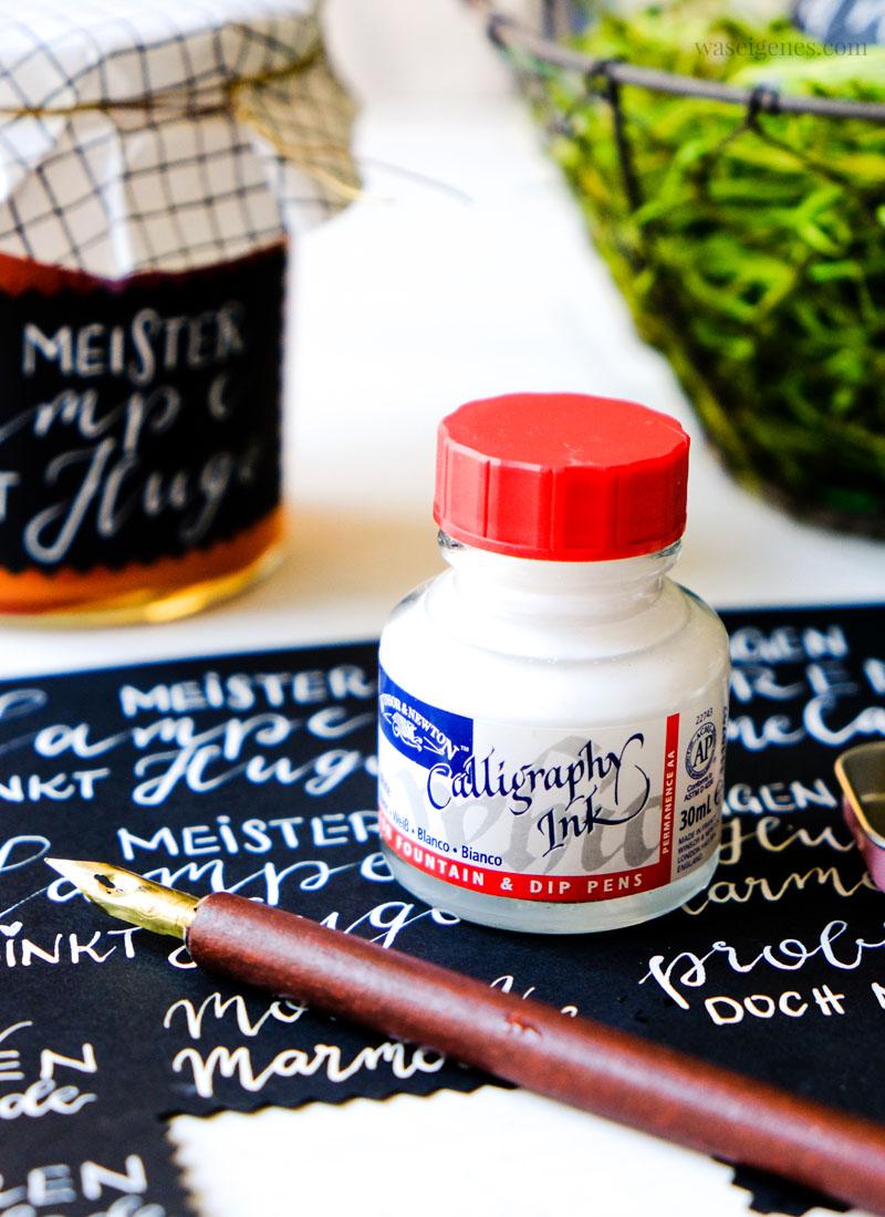 Rezept: Orangen Möhren Marmelade   Meister Lampe trinkt Hugo   Kalligraphie Etiketten   Ostermarmelade   waseigenes.com