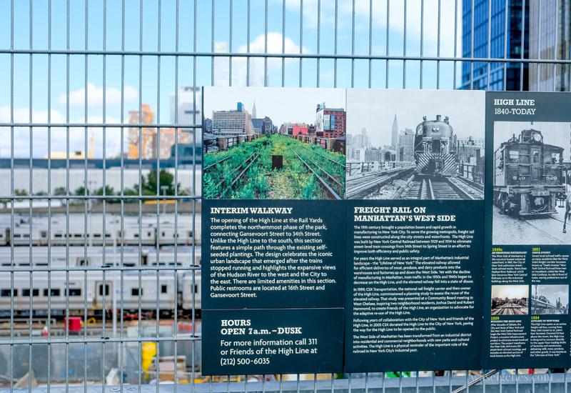Travel New York City: Ein Spaziergang durch, bzw. über den High Line Park, waseigenes.com #highline #newyork