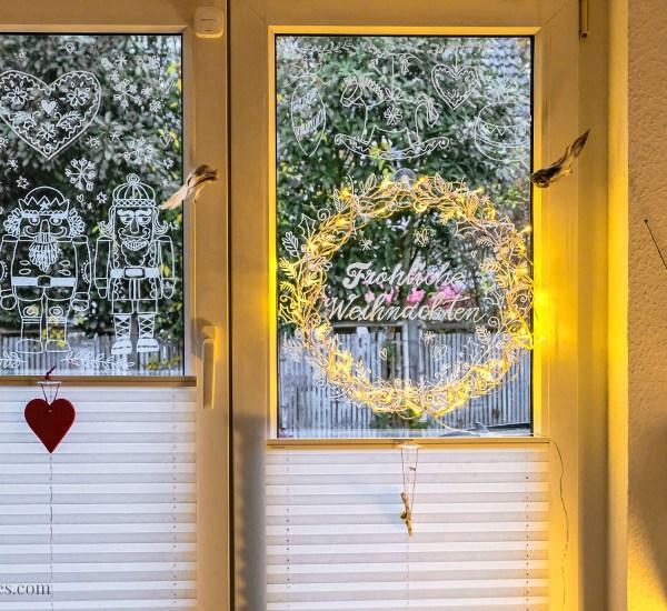 12 von 12 im November 2018 Mein Tag in Bildern, waseigenes.com Fensterbild