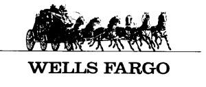 Wells Fargo – 3 Year Modification