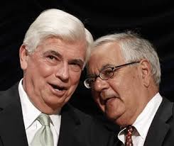 Chris Dodd and Barney Frank