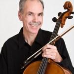 Drew Owen with cello