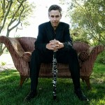 Clarinetist Garrick Zoeter