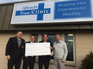 AFC Check Donation 12-15
