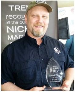 Kevin-Michalowski-Niche-Award