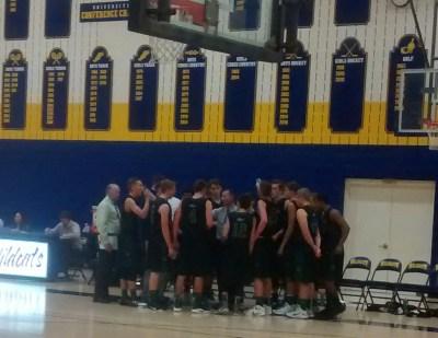 KML boys basketball