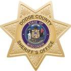 Image of Dodge County Sheriff's badge