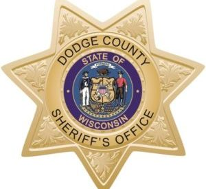 Image of Dodge County Sheriff's badge