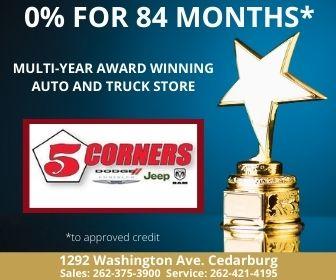 5 Corners Dodge