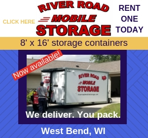 River Road Mobile Storage in West Bend