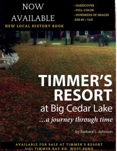 Timmer's Resort at Big Cedar Lake