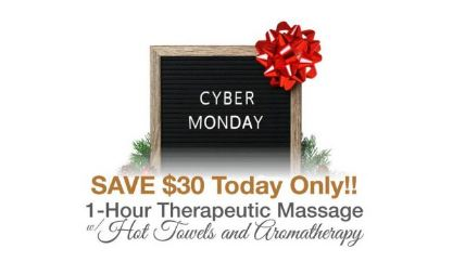 Integrative Cyber Monday sale