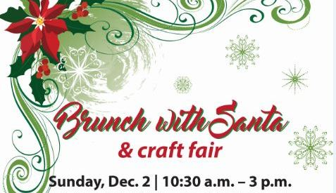 Craft Fair and Brunch with Santa