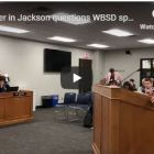Jackson man questions WBSD spending