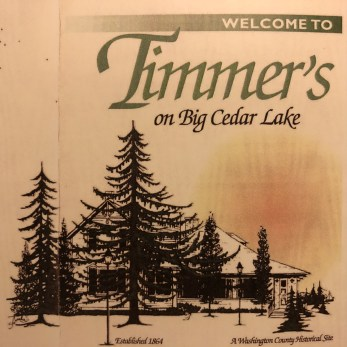 Welcome to Timmer's