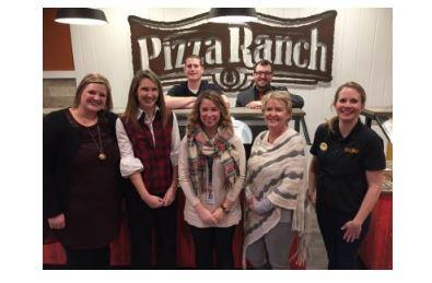 Pizza Ranch 12 days of Christmas