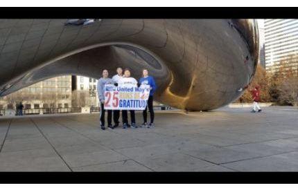 25 Runs in Chicago