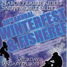 Winterfest Fisheree