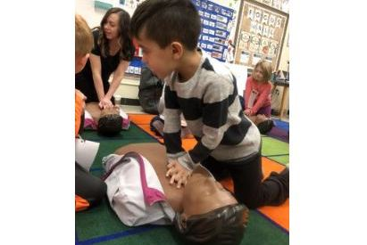 Alliance Services CPR at Decorah Elementary