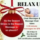Relax U ad