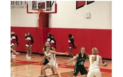 Kettle Moraine Lutheran H.S. girls basketball