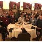 Hartford area Chamber dinner