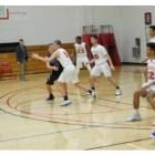UWM at Washington County mens basketball