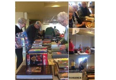 Cedar Community Chili and Book Sale