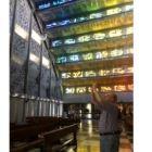David Slinde at Church in El Salvador