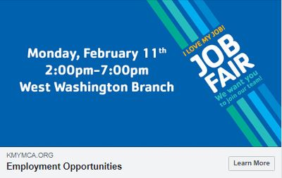 Job Fair YMCA