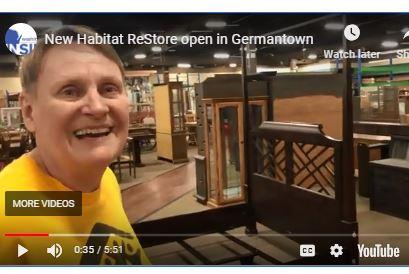 Habitat ReStore in Germantown