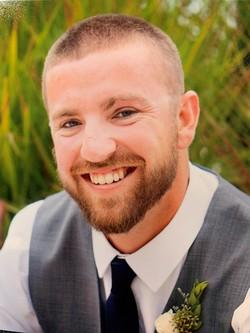 Jacob A. Harshbarger, 29, of Fox Lake,