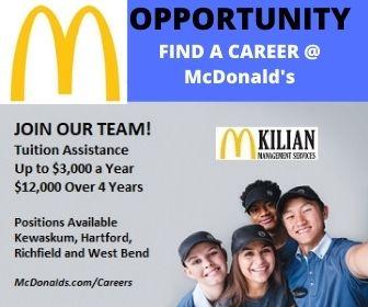McDonald's job posting