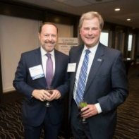 Dr. John Hillen and Dan Harris