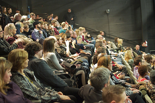 The film community packed the house for our Annual Industry Update.