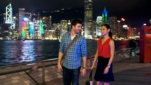 Festival opener IT'S ALREADY TOMORROW IN HONG KONG.