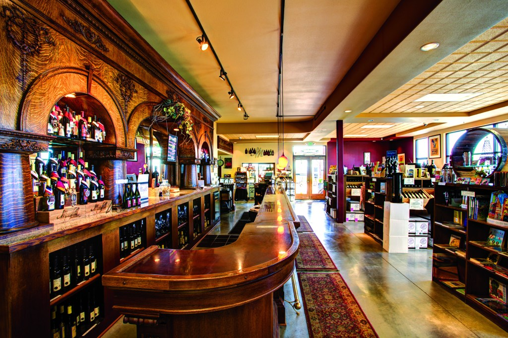 Maryhill Winery Tasting Room. Photo Credit: Dean Davis Photography