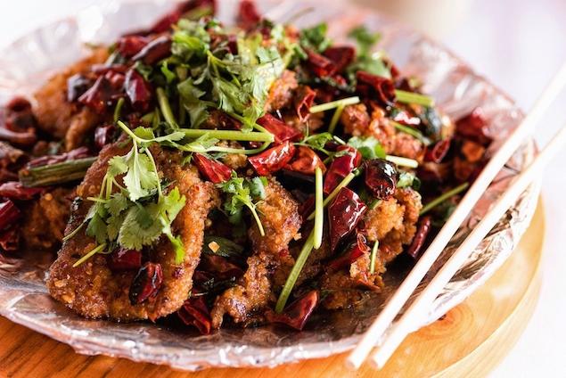 Restaurants Serve Fried Pork Chops